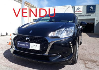 DS3 BE CHIC 1.2L PURE TECH 82CH