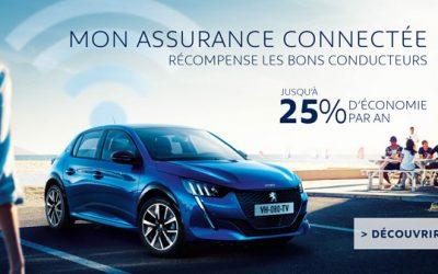 Assurance auto PSA : réalisez jusqu'à 25 % d'économie par an