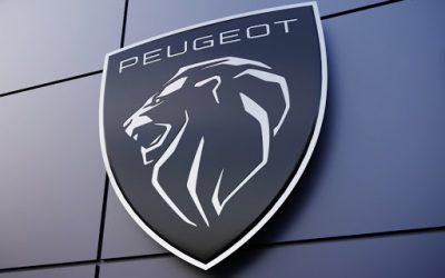 Nouveau logo Peugeot : la marque au Lion fait peau neuve