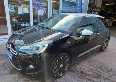 DS3 SPORT CHIC BLUEHDI 120CH